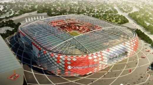 Russian World Cup Stadiums Football Stadiums Qatar World Cup