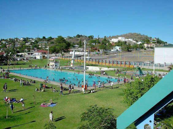 Windhoek, altes Schwimmbad