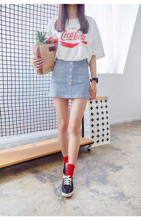 Moda Coreana: Como as garotas se vestem?