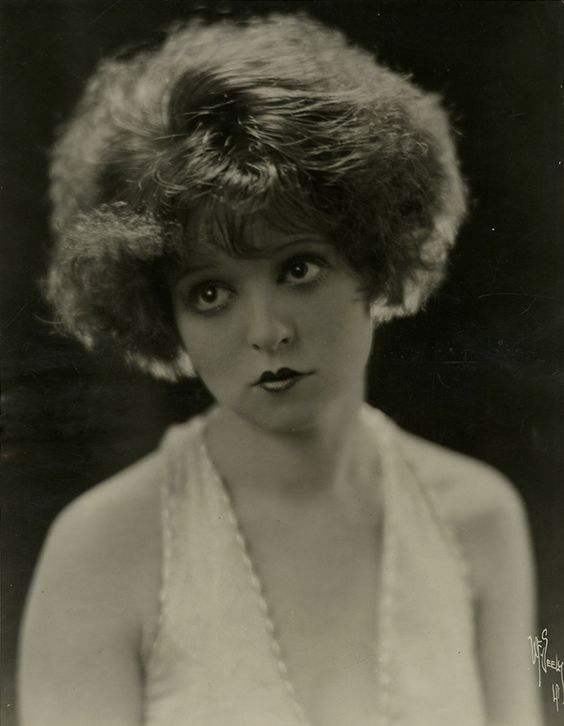 "gmgallery: "" Clara Bow photographed by Walter Frederick Seely, 1924 www.stores.eBay.com/GrapefruitMoonGallery """