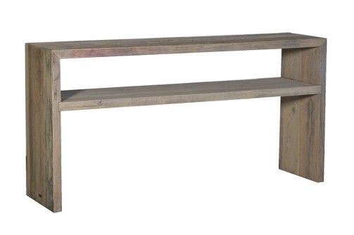 Console table bison bleached - Dessert & Consoles - Furniture - Categories