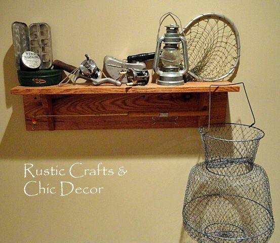 Fisherman Theme Decorating Ideas Rustic Crafts Chic Decor Fishing Bedroom Fishing Bathroom Decor Rustic Fishing Decor