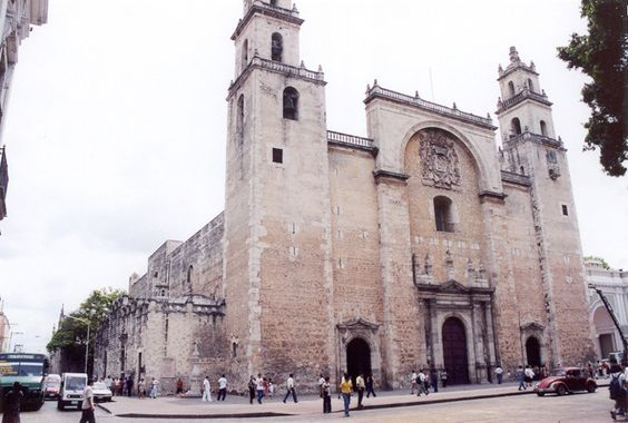La Catedral, Mérida, México