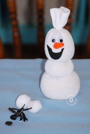 Muñeco de nieve Olaf de Frozen
