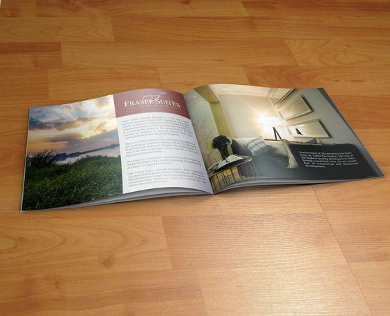 High end Property Brochure design brochure Pinterest Brochures - property brochure