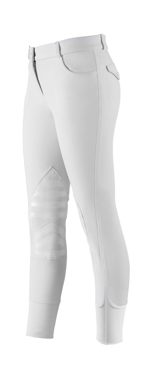 English Tack Store - USG Lara Ladies Silicone Knee Patch Breeches (http://www.englishtackshop.com/usg-lara-ladies-silicone-knee-patch-breeches/)