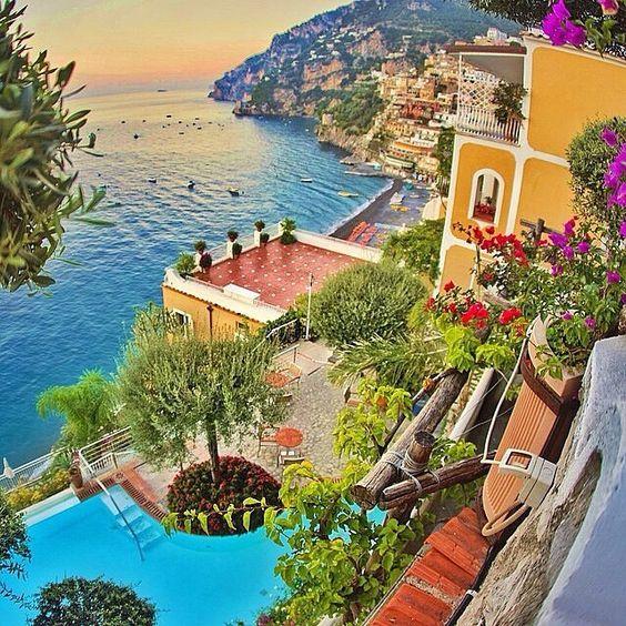 Positano - Italy ❤️