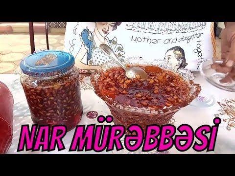 Sirin Nar Murəbbəsi Heyva Ilə Qis Tədaruku Səmkir Food Breakfast Muffin