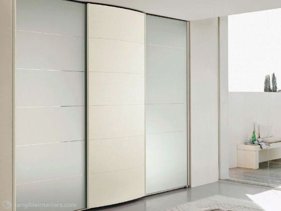 Glass Wardrobe by SMA Mobile → Tangible Interiors