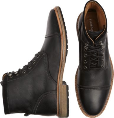 Florsheim Indie Black Ankle Boots - 50% off Florsheim Shoes ...