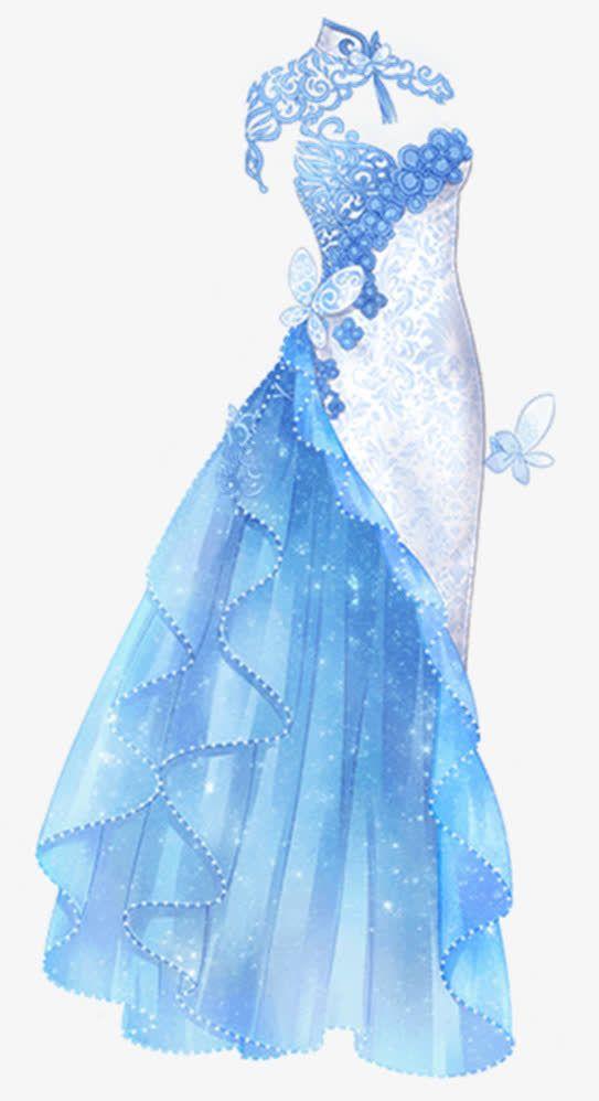 Dress Drawing Dress Designs And Dress Girl On Pinterest