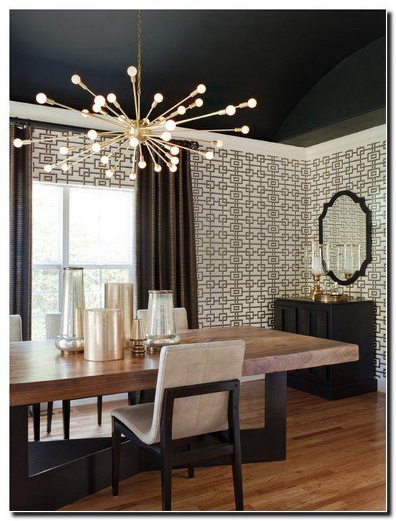 Golden Lighting Design Ideas For Modern Luxury Homes Con Imagenes