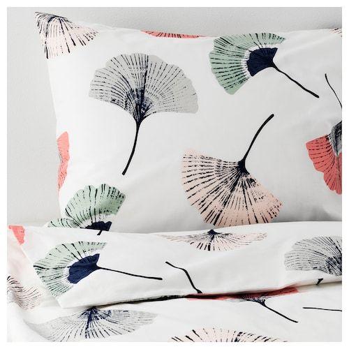 Ikea Tovsippa Housse De Couette Et 2 Taies Duvet Covers Floral Duvet Cover Pattern Quilt Cover
