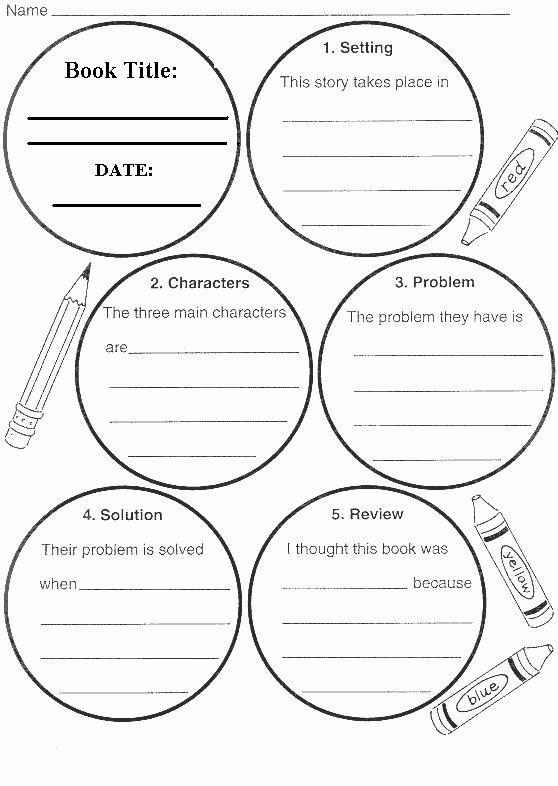 Book Report Worksheet 3rd Grade Book Report Templates, Reading Classroom, Book  Report