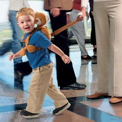 Maybe it's time for a toddler bookbag buddy