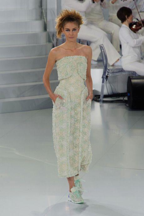Défilé Chanel Haute Couture- SS2014 – Paris