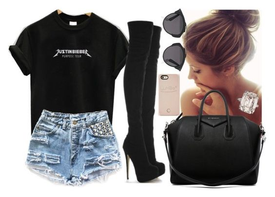 """""""Untitled #942"""" by s2nt0s ❤ liked on Polyvore featuring Justin Bieber, Levi's, Givenchy, Christian Dior and LuMee"""