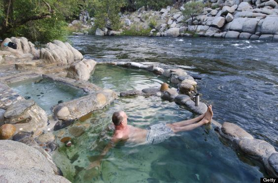 Hot Springs Spring And Spas On Pinterest