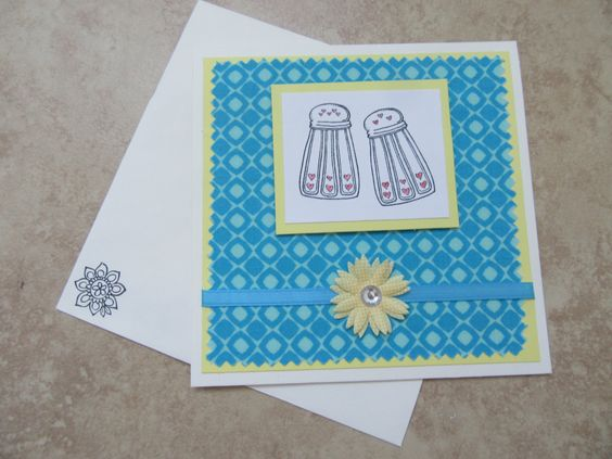 """Humorous BIRTHDAY Card """"We're Not Old- Just Well Seasoned!"""" by PatsPaperCrafts on Etsy"""