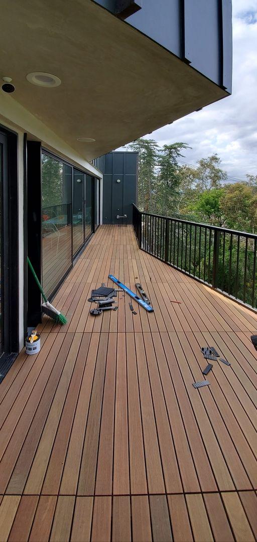 Ipe Wood Tiles By Bison Ipe Wood Wood Tile Diy Deck