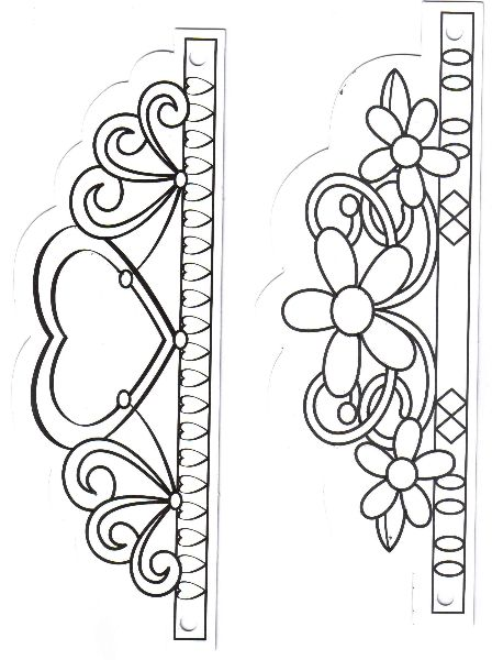 paper crown template for adults princess tiara template kids place their jewels on the