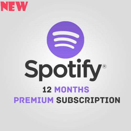 Spotify Premium 12 Months Subscription 365 Days Warranty Worldwide Instant Del Spotify Premium Spotify Listening To Music