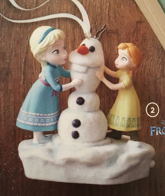 Do You Want To Build a Snowman? 2016