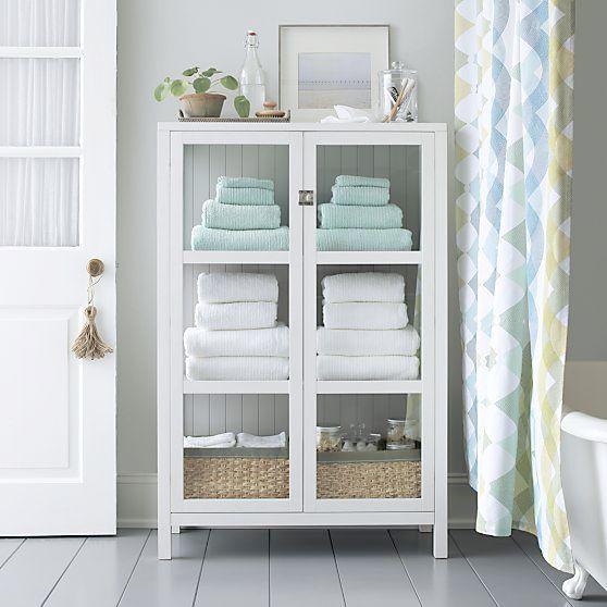 Corner Linen Cabinet For Bathroom Taylor Corner Linen Tower With