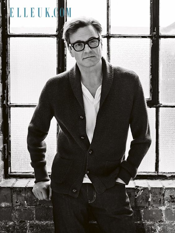 Colin Firth. Badass dude. For real