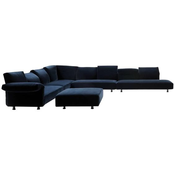 Edra Essential Sofa By Francesco Binfare Sofa Vintage Sofa Furniture