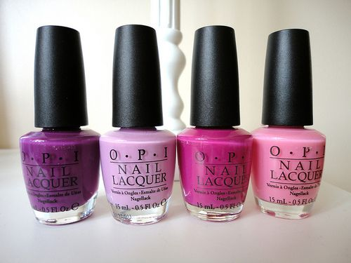 I love these colours! got the middle two already and the end looks like my pink nicki minage one!