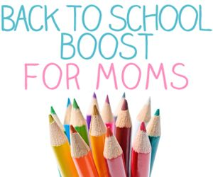 Inspired-Housewife:  Back To School Boost for Mom's Deal - 5 eBooks from 5 Fabulous Bloggers