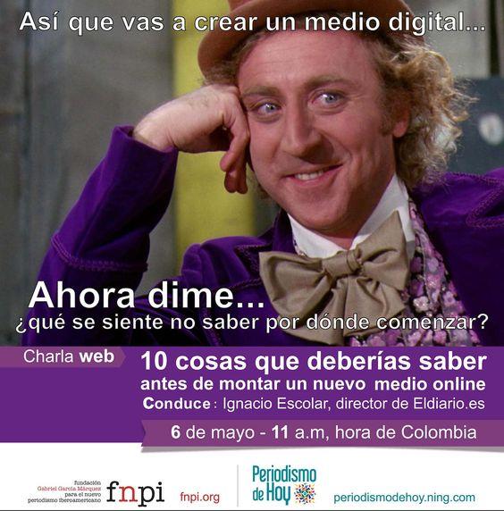 Atención periodista emprendedor: una oportunidad para concretar esa idea que tienes en mente. Te invita Periodismo de Hoy y FNPI Aquí toda la información: http://www.fnpi.org/index.php?id=72&tx_ttnews[tt_news]=2348&cHash=f78b9997f32d01d6ee809b3cb8784f7e  #Periodismo #MedioOnLine #Fnpi