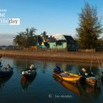 Photo of the Day | April 16 | Kuala Besut Fishing Village, by Zain Abdullah