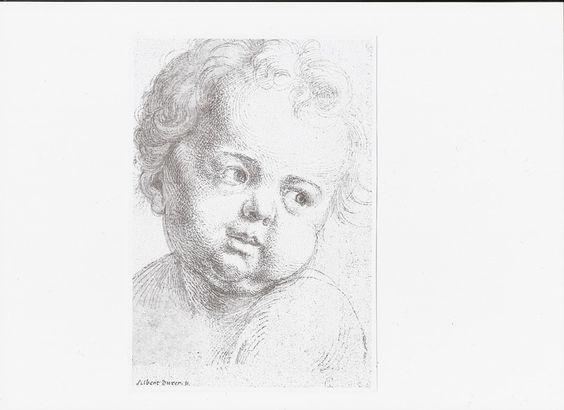 Dürer   _enfant