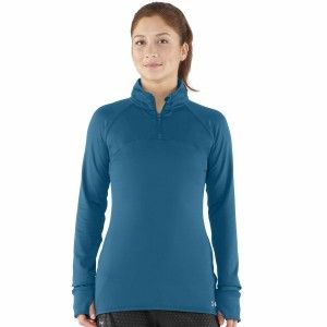 The Under Armour Ladies Escape 1/4 Zip Top is designed for that period between the seasons. Delivering the right amount of warmth without getting in the way, it's made with a lightweight material that moves with you, ensuring you will never need to sacrifice comfort for performance again. http://www.performancesportsstuff.com/pr/1111/womens-escape-14-zip-iii-deceit