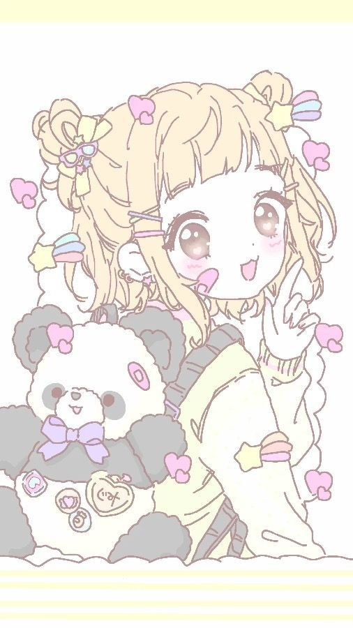 Sigam No Instagram 0kawaii Feed0 Kawaii Wallpaper Kawaii Drawings Kawaii Illustration