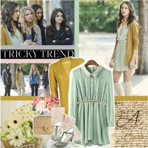Tricky Trend- Socks with Sandals: Spencer Hastings