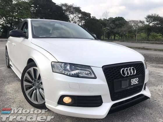 Audi A4 1 8 Tfsi Used Car For Sales As Advertised On Motor Trader For Rm 83 999 In Kuala Lumpur New Cars Best New Cars Best Family Cars