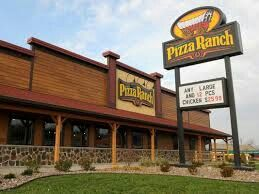 I work at pizza ranch, I've worked here for about a summer.