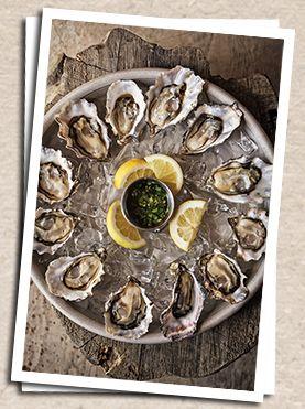 Hog Wash & Mignonettes | Hog Island Oysters