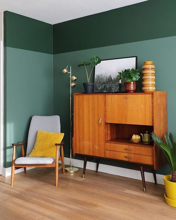 18 Colores De Moda Para Paredes En Year Interiores De Casa Rustica Decoracion De Interiores Decoracion De Interiores Pintura
