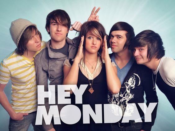Hey Monday!!!