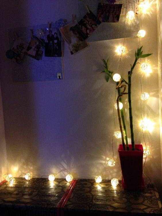 LEDライトデコ