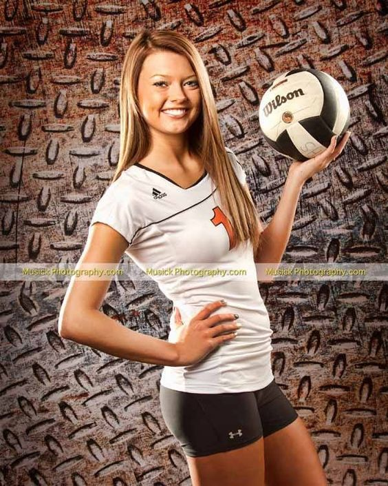 Volleyball Individual Pictures Katie's sophomore year...