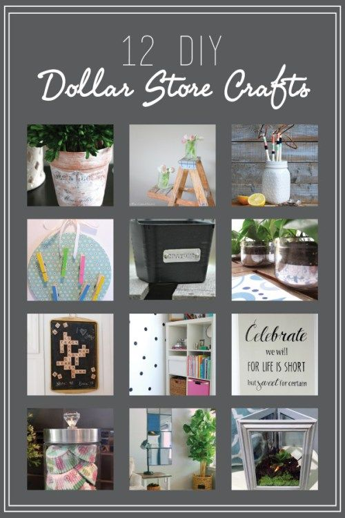 It's the Monthly DIY Challenge and this month's theme is dollar store finds! Dwell Beautiful makes a magnetic scrabble board using a baking tray and old game pieces!