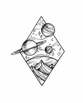 tumblr motive zeichnen