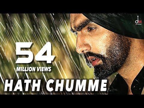 Hath Chumme Ammy Virk Official Video B Praak Jaani Arvindr Khaira Latest Punjabi Song Dm Youtube Ammy Virk Songs Dj Remix Songs