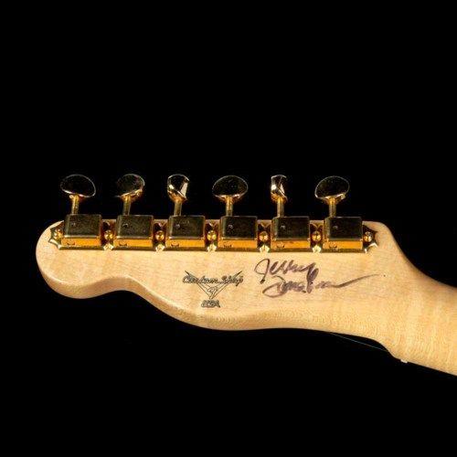 Fender Custom Shop Jerry Donahue Signature Telecaster Crimson Red 1997 Fender Custom Shop Fender Telecaster