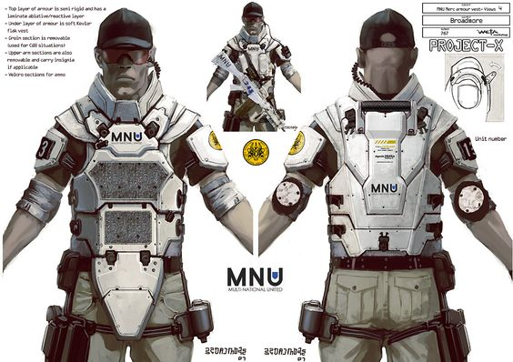 noaxioms   rocketumbl: Greg Broadmore District 9 Concept Art